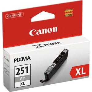 Canon Gray Ink Tank 6452B001 CLI-251GY XL