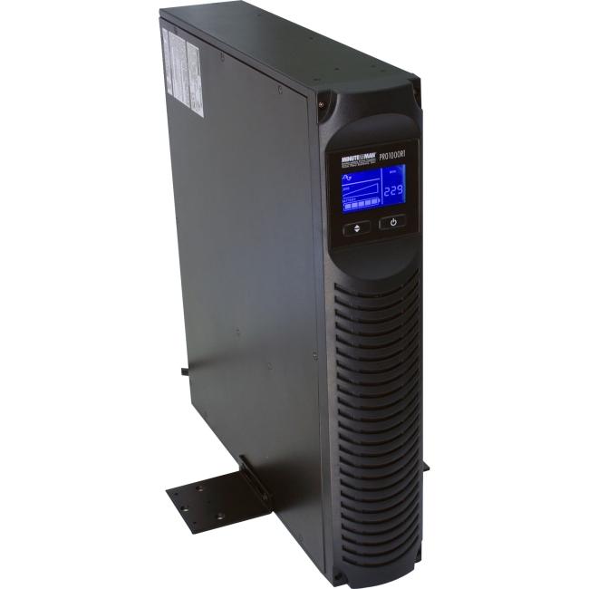 Minuteman 100VA Line-interactive UPS with SNMP Card PRO1000RTNC