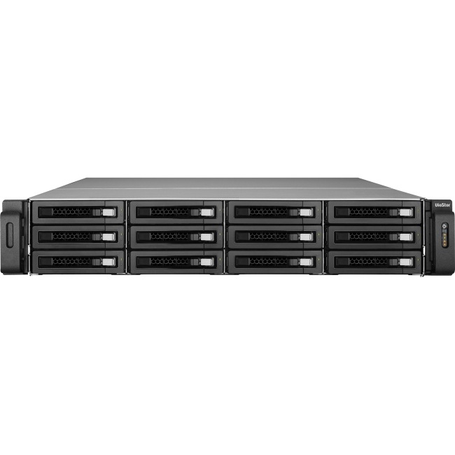 QNAP VioStor NVR Network Video Recorder VS-12148U-RP PRO VS-12148U-RP-PRO-US