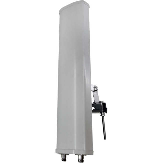 Premiertek 2.4GHz 802.11bgn 15dBi Vertical Polarized Sector MIMO Antenna N Female ANT-S2415-90-MIMO