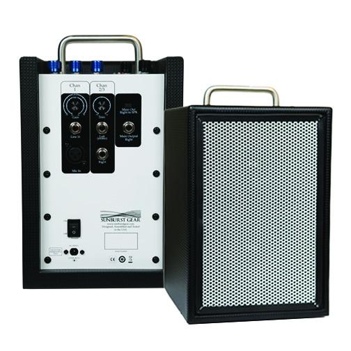 "MM1P Three Channel Portable Bi-Amp 4"" Speaker System MM1P SUNMM1P"