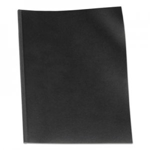 GBC VeloBind Presentation Covers, 11 x 8-1/2, Black, 50/Pack GBC9742230 9742230P
