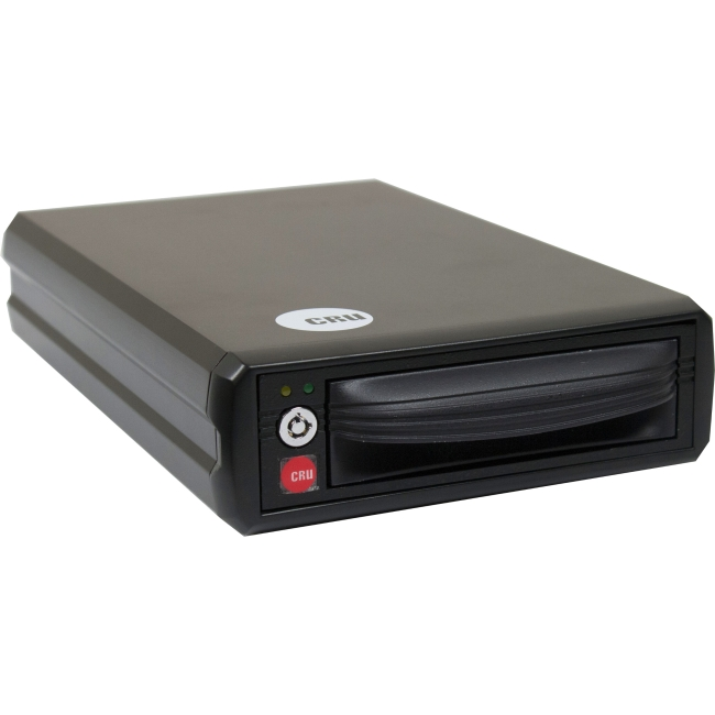 CRU External Hard Drive Enclosure with DataPort Removable Drive Carrier 36150-3030-0000