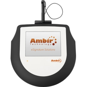 Ambir Signature Pad SP200-RS2