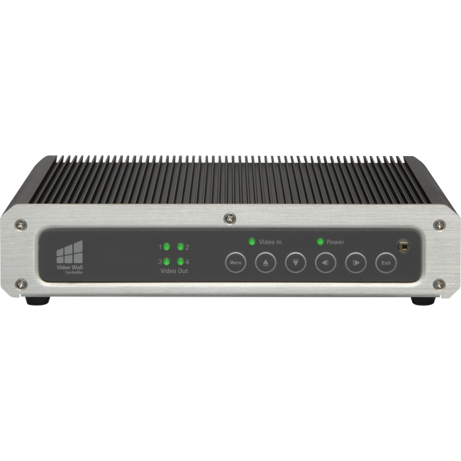 QNAP 2x2 Full HD Video Wall Controller IVW-FD122