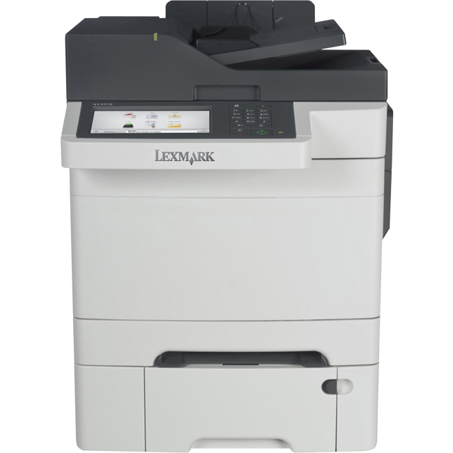 Lexmark Laser Multifunction Printer Government Compliant 28ET507 CX510DTHE