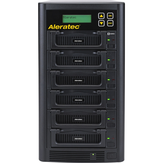 Aleratec 1:5 HDD Copy Cruiser IDE/SATA High-Speed 350130