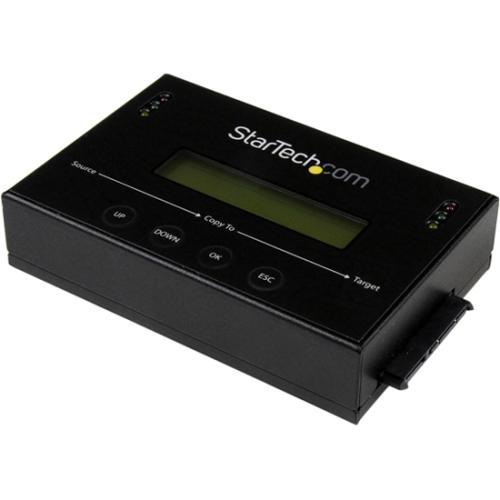 "StarTech.com Standalone 2.5 / 3.5"" SATA Hard Drive Duplicator and Eraser SATDUP11"