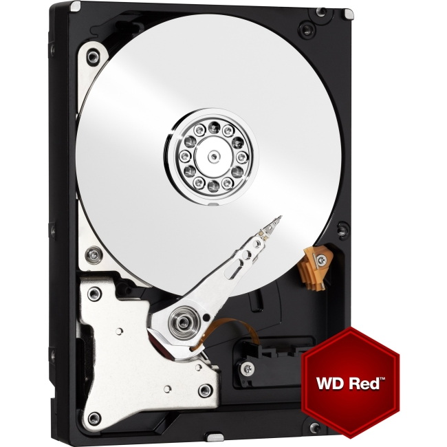 WD RED NAS Hard Drives WD10JFCX