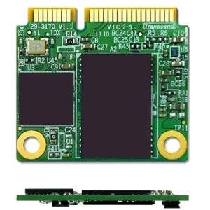 Transcend SATA II 3Gb/s mSATA Mini SSD TS32GMSM610