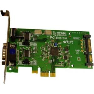Brainboxes PCIe 1xRS232 POS 1A SATA PX-846