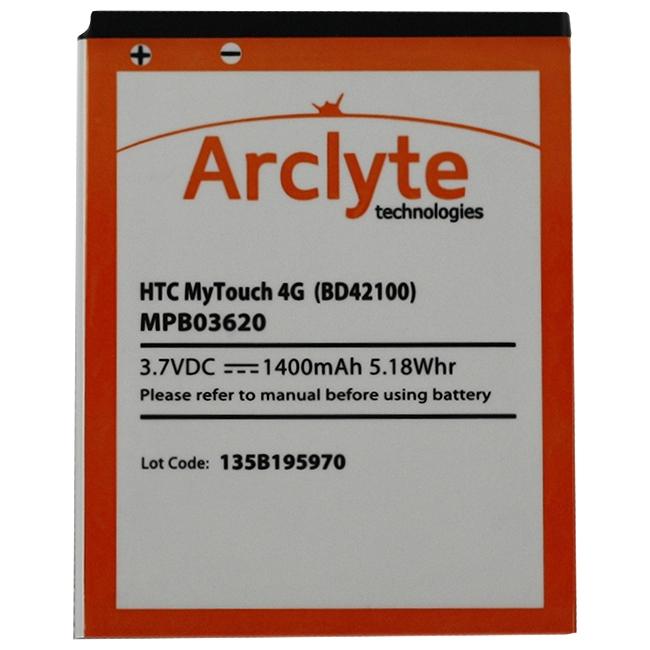 Arclyte Battery for Samsung MPB03620