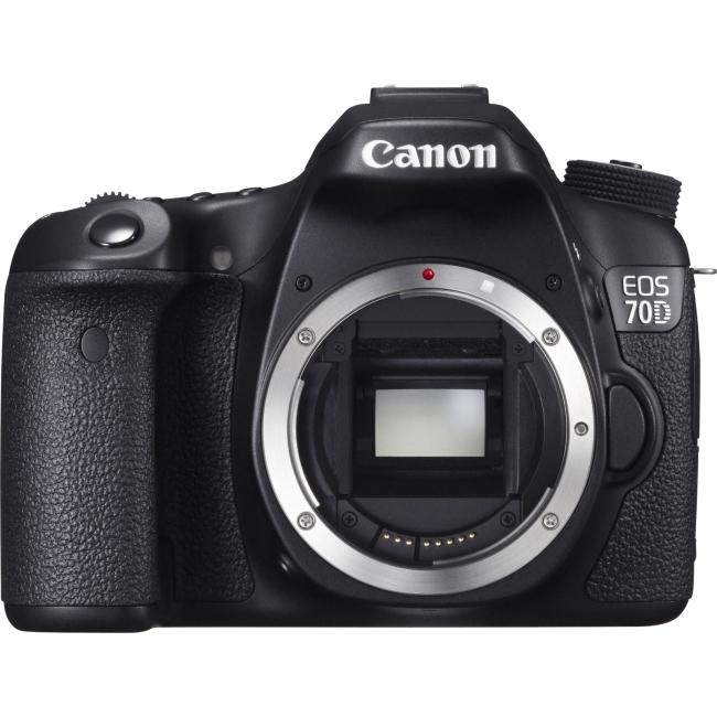 Canon EOS Digital SLR Camera 8469B002 70D
