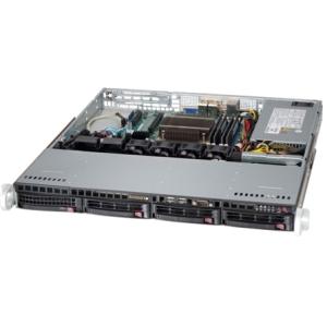 Supermicro SuperServer (Black) SYS-5018D-MTLN4F 5018D-MTLN4F