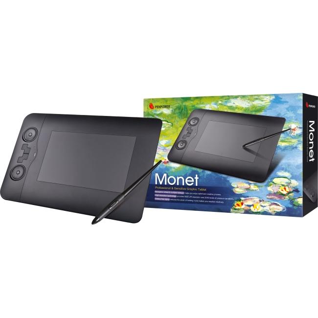 Penpower Professional & Sensitive Graphic Tablet for Creative Professionals SMON85K1EN