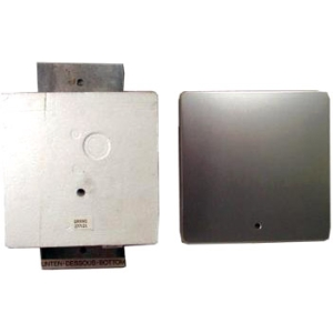 Bosch Wall Mounting Kit, Surface and Flush Mount ISN-GMX-W0