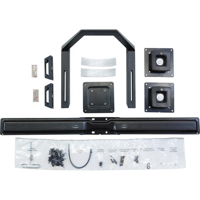 Ergotron Dual Monitor & Handle Kit 97-783