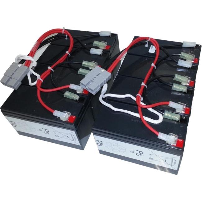 eReplacements Battery Unit SLA12-ER