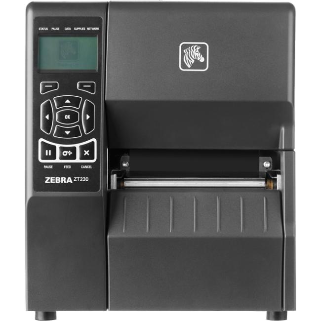 Zebra Industrial Printer ZT23042-T11100FZ ZT230