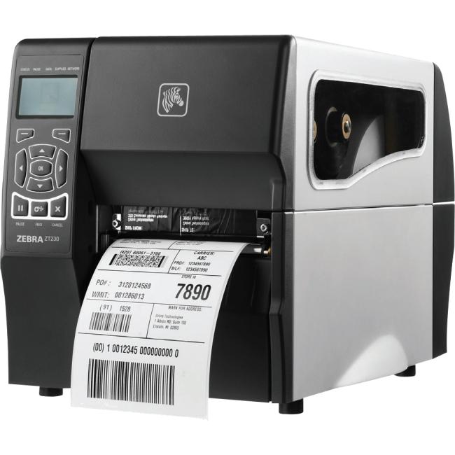 Zebra Industrial Printer ZT23043-D11A00FZ ZT230