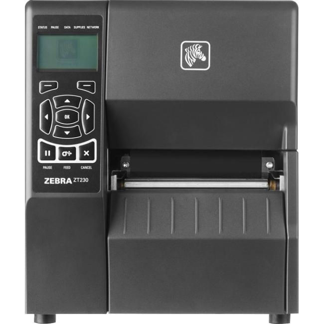 Zebra Industrial Printer ZT23042-T31100FZ ZT230