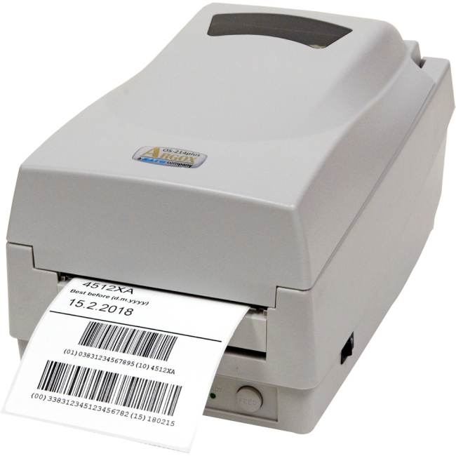 Sato Argox Desktop Label Printer 99-21402-604 OS-214plus