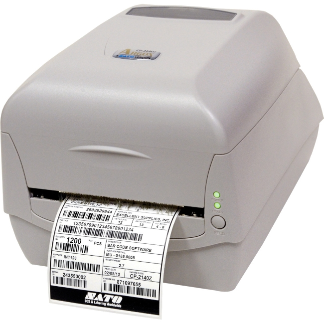Sato Argox Desktop Label Printer 99-C2102-602 CP-2140Z