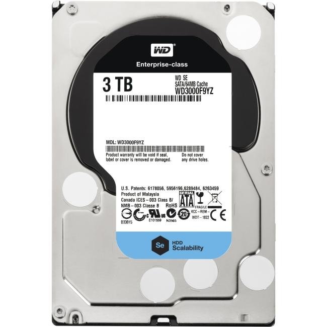 Western Digital Hard Drive WD3000F9YZ