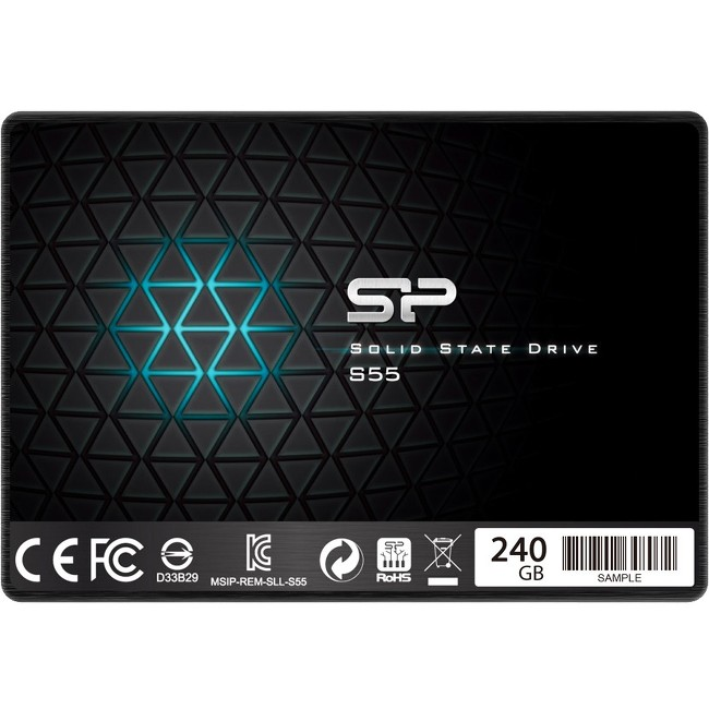 Silicon Power 2.5 Solid State Disk SP240GBSS3S55S25 S55