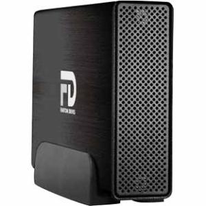 Fantom Drives Professional 1TB 7200rpm USB3.0/eSATA Aluminum External Hard Drive GFP1000EU3