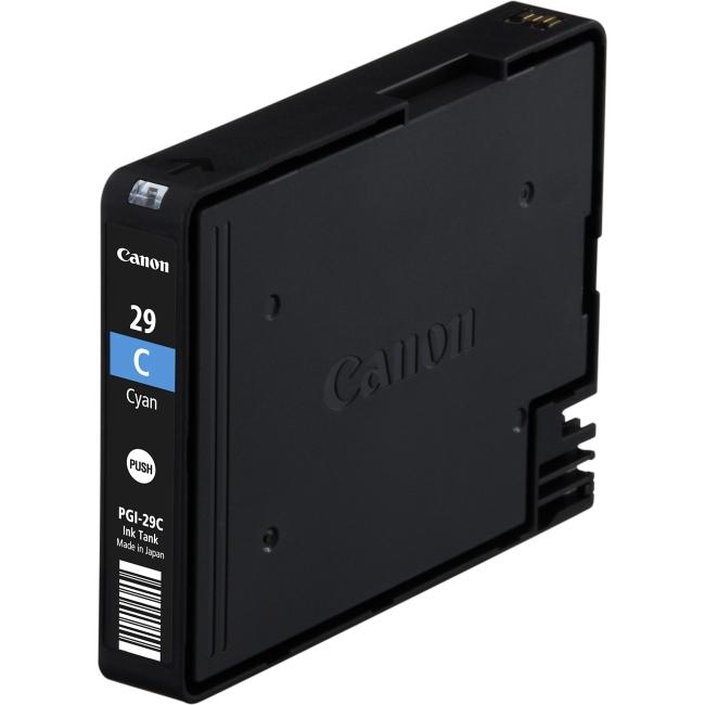 Canon Cyan Ink Tank 4873b002 PGI-29C