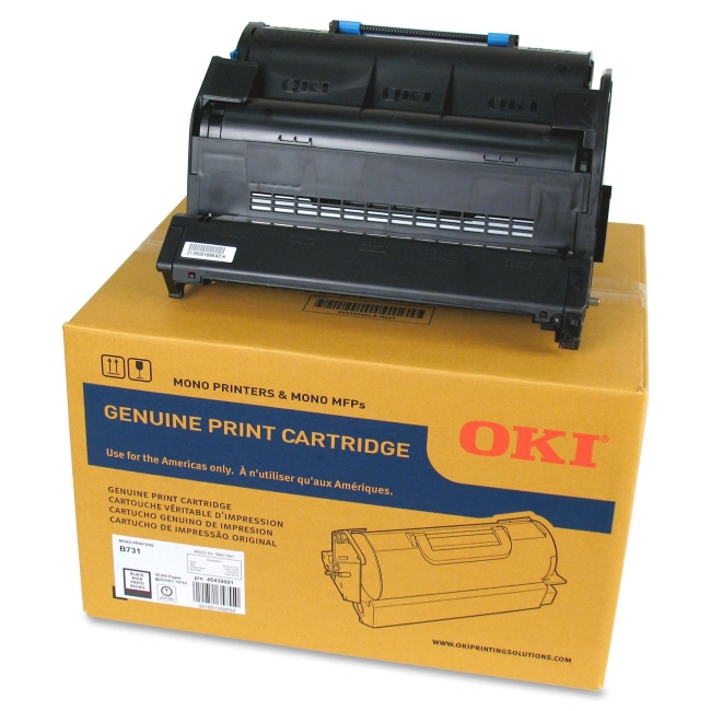 Oki Toner Cartridge 45439001