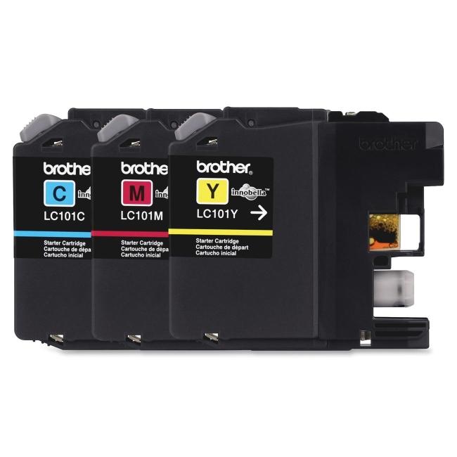 Brother Innobella Ink Cartridge LC1013PKS