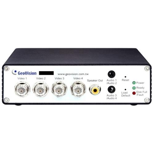 GeoVision 4CH H.264 Video Server 84-VS14000-100U GV-VS14