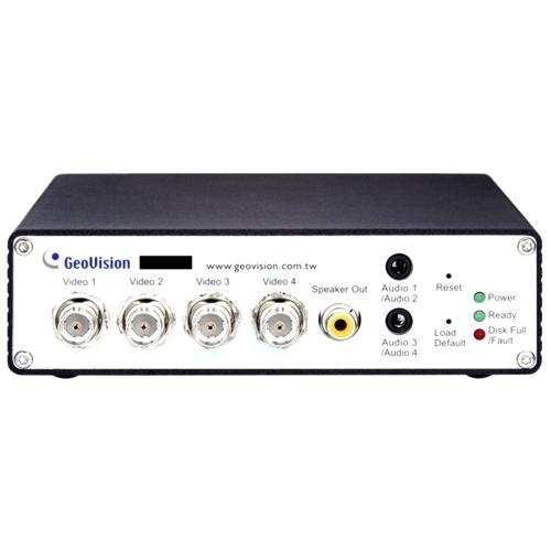 GeoVision 4CH H.264 Video Server GV-VS14
