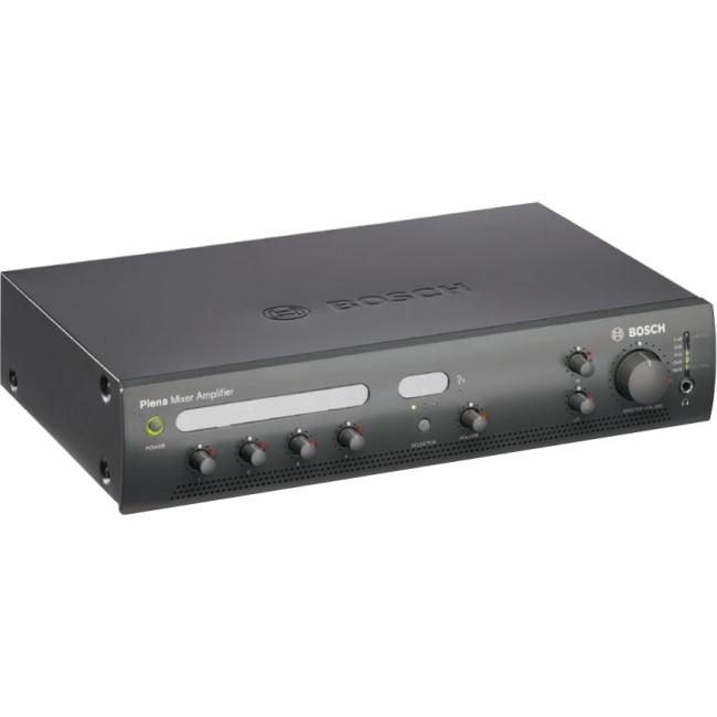 Bosch Plena Mixer Amplifier PLE-1MA060-US