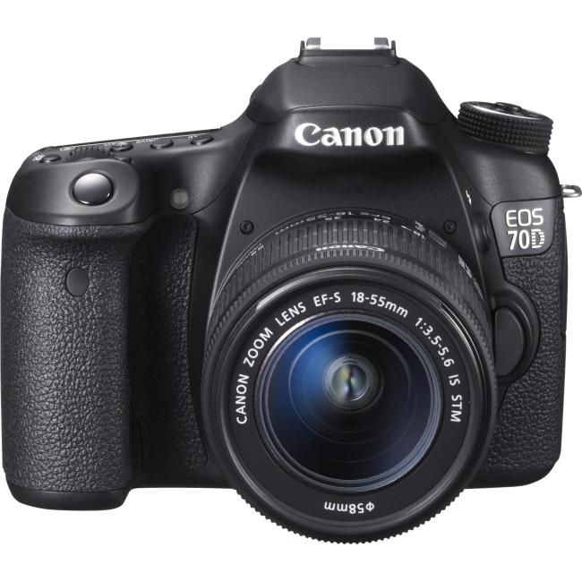 Canon EOS Digital SLR Camera 8469B009 70D