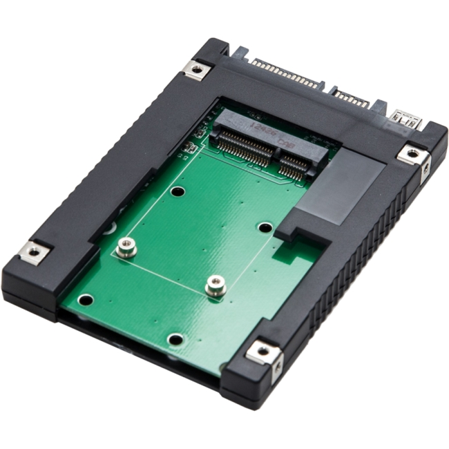 SYBA Multimedia mSATA SSD To 2.5-inch SATA Adapter SD-ADA40077