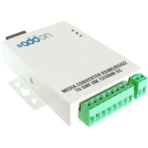 AddOn Fiber to Serial Media Converter ADD-RS422-2ST