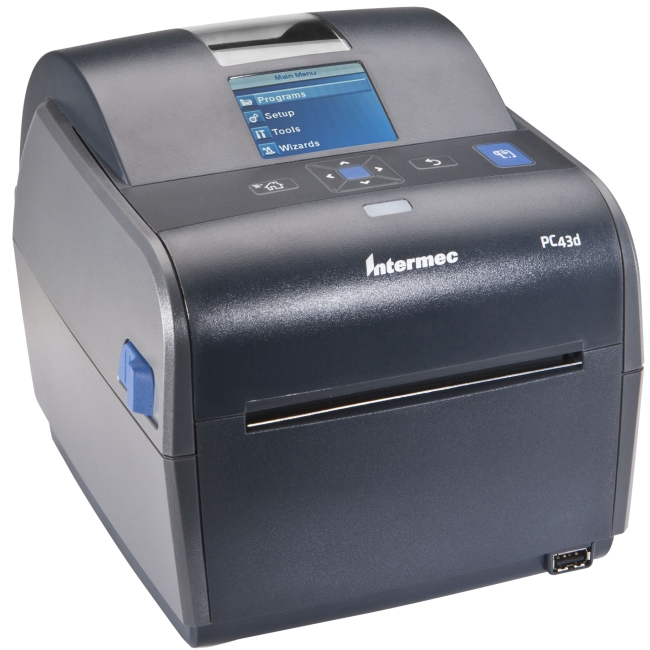 Intermec Desktop Printer PC43DA00100202 PC43d