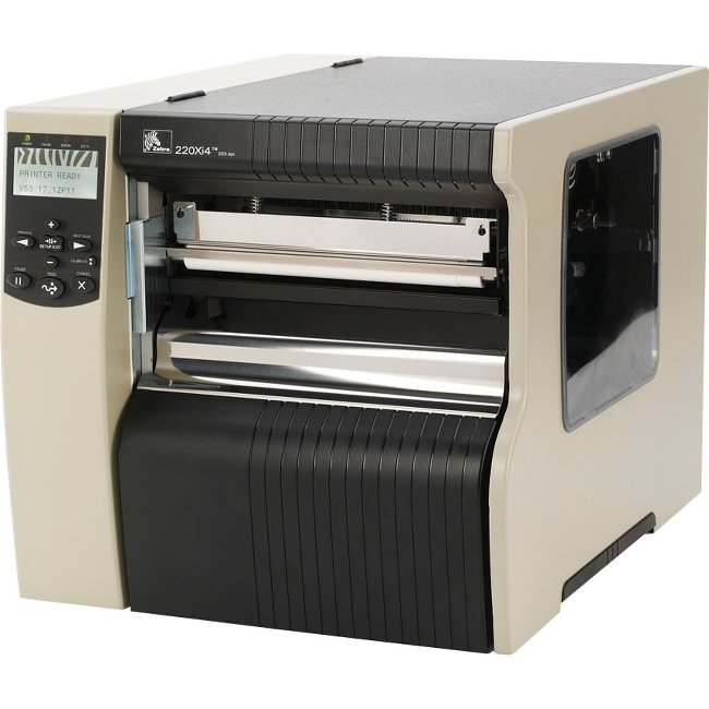 Zebra Industrial Printer 223-801-00210 220Xi4