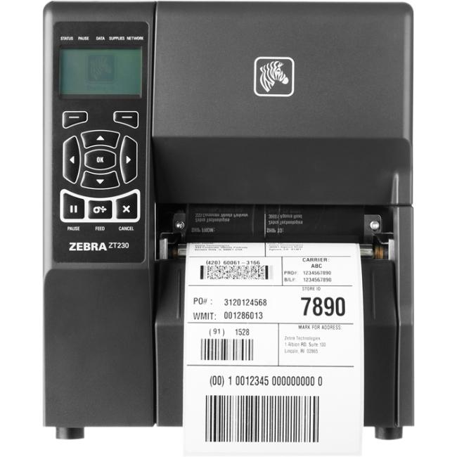 Zebra Industrial Printer ZT23042-T31200FZ ZT230