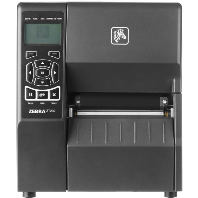 Zebra Industrial Printer ZT23043-T11200FZ ZT230
