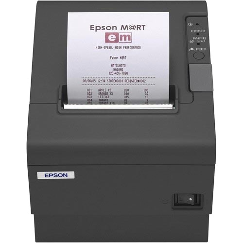 Epson Label Printer C31C636363 TM-T88IV ReStick