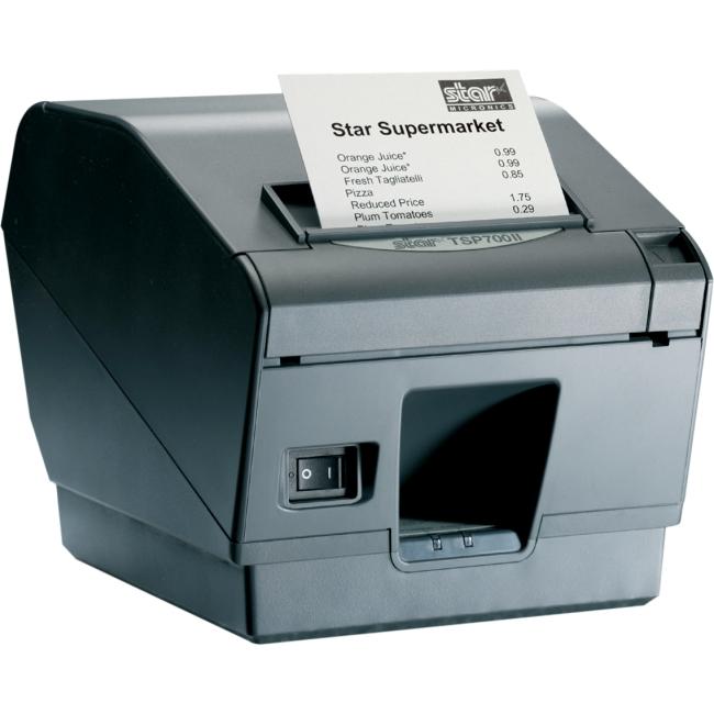 Star Micronics Receipt Printer 39442511 TSP743IIU-24GRY