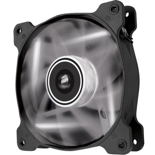 Corsair Air Series LED White Quiet Edition High Airflow 140mm Fan CO-9050017-WLED AF140