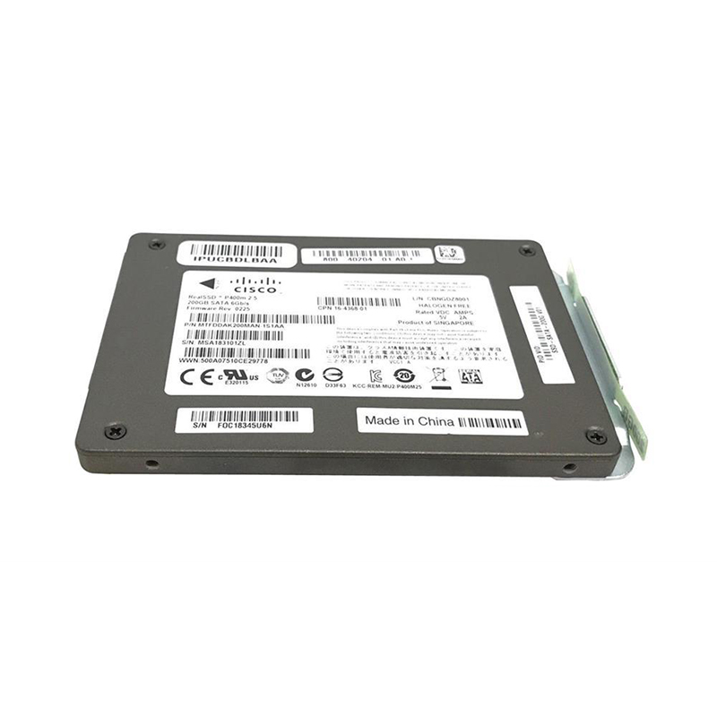 Cisco Solid State Drive SSD-SATA-200G=