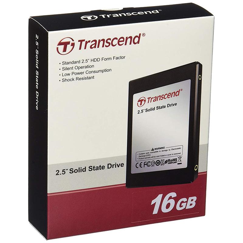Transcend SATA II 3Gb/s SSD TS16GSSD630