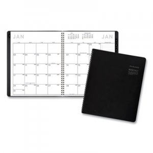 At-A-Glance Contemporary Monthly Planner, Premium Paper, 8 7/8 x 11, Black Cover, 2020 AAG70260X05 70206X05