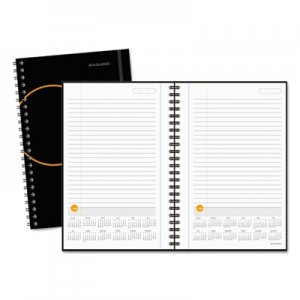 At-A-Glance Plan. Write. Remember. Notebook with Reference Calendar, 9 x 5 5/8, Black AAG70621005 70621005